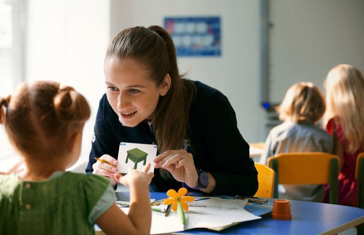 Эксперты по обучению EF разработали набор учебных материалов для каждого курса