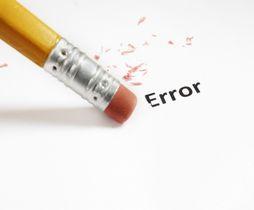Почему не все ошибки нужно исправлять?